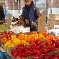 Photo taken at Haymarket Square Farmer's Market by Diane B. on 4/13/2013