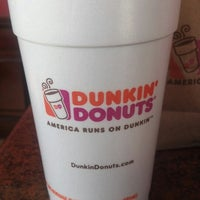 Photo taken at Dunkin' Donuts by Diane B. on 5/28/2013