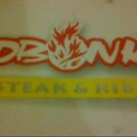 Photo taken at Obonk Steak & Ribs by bagus on 10/19/2012