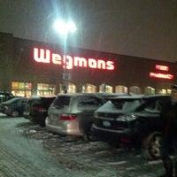 Photo taken at Wegmans by Jacob D. on 2/2/2013