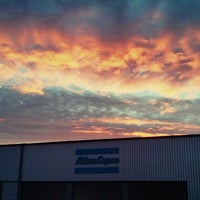 Photo taken at Atlas Copco by Jacob D. on 11/12/2013