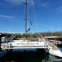Photo taken at Table Rock State Park Marina by James H. on 2/21/2014