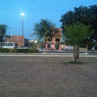 Photo taken at Passagem Franca do Piauí by Jennyane L. on 1/10/2014