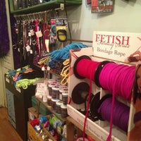 Photo taken at The Tool Shed: An Erotic Boutique by Ozzy on 12/20/2013