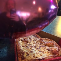 Photo taken at Rocky Rococo Pan Style Pizza by Ozzy on 2/15/2018