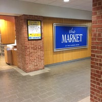 Photo taken at The Market at the Kansas Union by Joann S. on 4/18/2017