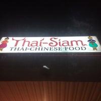 Photo taken at Thai Siam by Joann S. on 2/25/2017