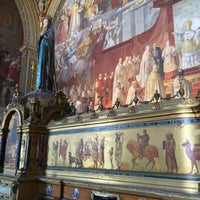 Photo taken at Sala dell'Immacolata Concezione by Александр К. on 11/27/2016