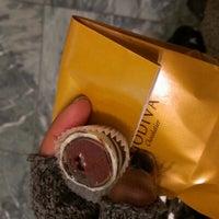 Photo taken at Godiva Chocolatier by Dessy G. on 11/7/2012
