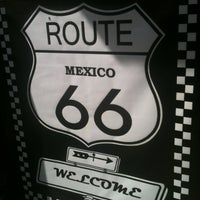 Photo taken at Route 66 by Ale S. on 8/10/2013
