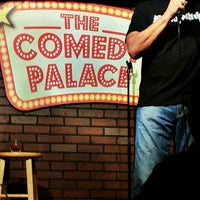 Photo taken at Comedy Palace San Diego by Flash Gordon Photography F. on 1/16/2014