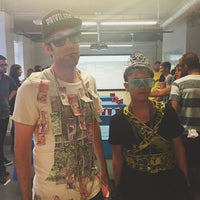 Photo taken at Unbounce HQ by georgiana on 6/20/2015
