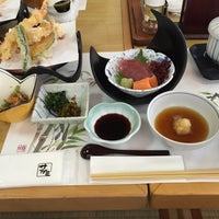 Photo taken at 和食麺処サガミ 伊勢原店 by   は. on 4/18/2015