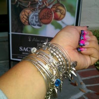 Photo taken at ALEX AND ANI Southampton - CLOSED by Michelle &. on 10/27/2012