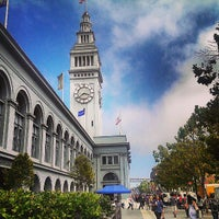 Photo taken at Ferry Plaza Farmers Market by Jeff Y. on 7/28/2013