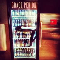 Photo taken at Grace Period Café (at Lending Club) by Jeff Y. on 2/28/2014