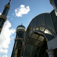 Photo taken at Masjid Kristal by Uncle Poww! on 2/9/2013