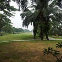 Photo taken at Cengkareng Golf Club by Uncle Poww! on 10/19/2012