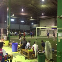 Photo taken at SD Indoor Soccer by Nutthapon S. on 7/16/2013