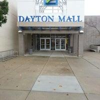 Photo taken at Dayton Mall by Joe S. on 10/31/2012