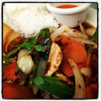 Photo taken at Chilli Thai | ORDER FOOD ONLINE by Todd A. on 1/18/2013