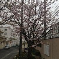 Photo taken at 横浜市立 桜井小学校 by Maruyama A. on 3/30/2013