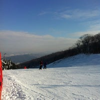 Photo taken at Blue Mountain by Christine H. on 1/6/2013