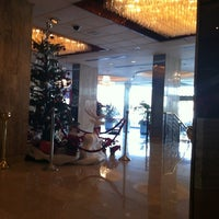 Photo taken at Sonesta Tower & Casino Cairo Hotel by Francis I. on 12/17/2012