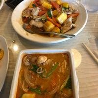Photo taken at Jasmine Thai & Sushi House by Maria M. on 10/8/2017