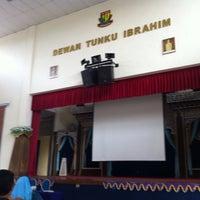 Photo taken at Dewan Tunku Ibrahim by Wan N. on 4/24/2016