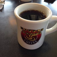 Photo taken at Waffle House by sachy c. on 5/27/2016