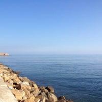 Foto tomada en Puerto deportivo Marina de las salinas por Daniel R. el 12/7/2013