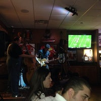Photo taken at Grazies Italian Restaurant & Sports Bar by Timothy W. on 9/26/2013