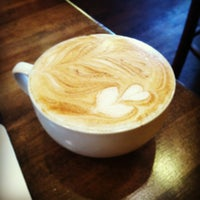Das Foto wurde bei Dark Matter Coffee (Star Lounge Coffee Bar) von Jenny P. am 3/13/2013 aufgenommen