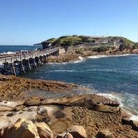 Photo taken at Botany Bay by E Hun T. on 12/8/2013