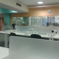 Photo taken at Biblioteca Central by Pedro T. on 7/4/2013