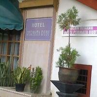 Photo taken at Hotel permata ruby by Eva R. on 1/16/2014