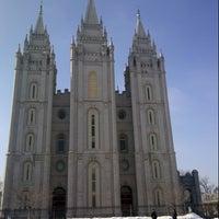 Photo taken at Church Plaza by Samuele C. on 2/3/2013