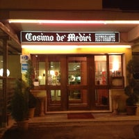 Photo taken at Ristorante Cosimo de' Medici by Samuele C. on 3/21/2013
