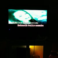 Photo taken at Alibaba Karaoke Melaka by hafizah h. on 2/24/2017