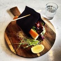 Photo taken at Alchemy Bar & Restaurant by Anthon C. on 3/27/2013