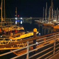 Photo taken at Oeiras Yacht Harbour by Bruno C. on 2/9/2013