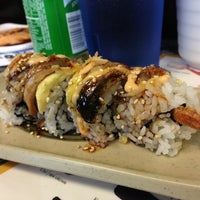 Photo taken at Sushi Ring by Veronica V. on 1/28/2013