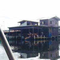 Photo taken at Bocas Marine Tours by Jorge C. on 2/21/2015