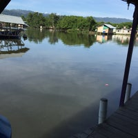 Photo taken at Bocas Marine Tours by Jorge C. on 2/18/2015