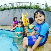 Photo taken at Alfa Resort by yuni W. on 7/7/2016