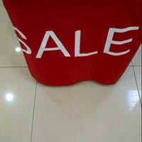 Photo taken at Matahari Dept. Store by Agung D. on 3/8/2013