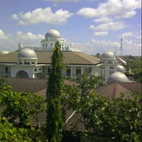 Photo taken at Pondok Pesantren Modern Islam (PPMI) Assalaam by Agung D. on 3/12/2013