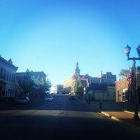 Photo taken at City of Norwalk by @jeffreydepp on 10/13/2013