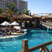 Photo taken at Royal Wings Poolbar by Marcel v. on 10/20/2013